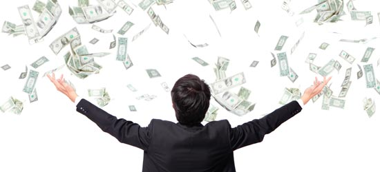 Визуализация всех денег