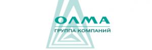 Логотип Олма