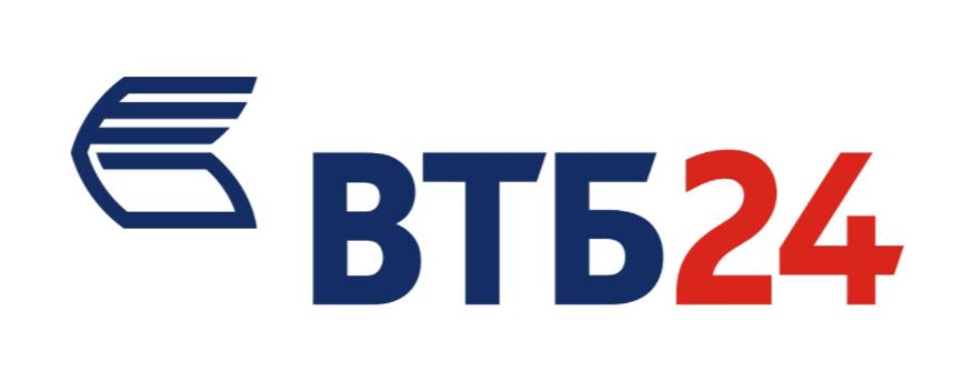 Логотип ВТБ24