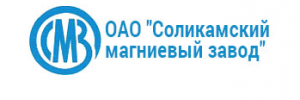 Логотип Соликамский магниевый