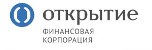 Логотип Банк ФК Открытие