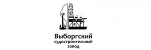 Логотип Выборгский