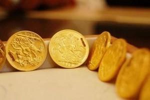 Рынок золотых монет с 18