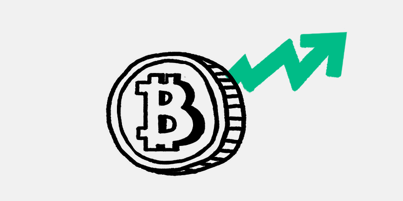 Bitcoin начал дорожать.