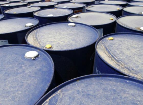 Нефть рвётся вверх