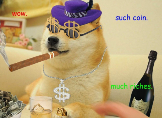 Dogecoin  #8212; шутка,