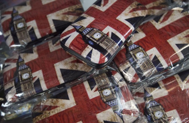 PMI сферы услуг Британии