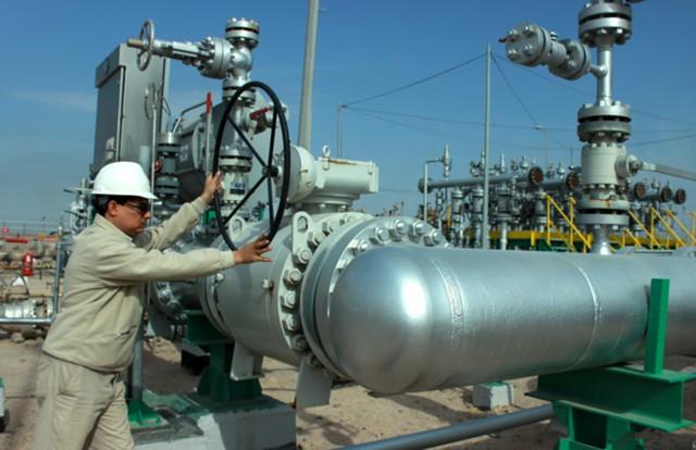 Добыча нефти ОПЕК в июле