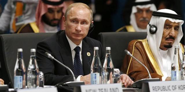 Москва и Эр-Рияд -