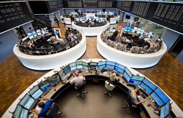 Европейские акции
