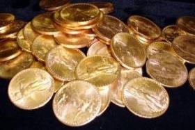 Рынок золотых монет c 18