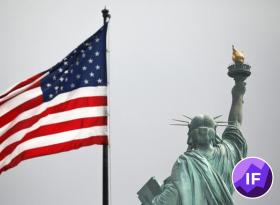 Америка открылась