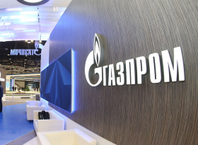Газпром сохраняет