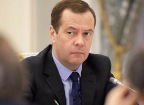 Медведев увязал переход
