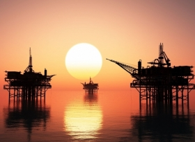 Обзор: нефть растет на