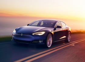 Tesla по капитализации