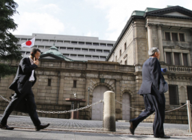 Глава Банка Японии: