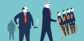 Корпоративная коррупция