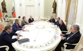 Путин: главная повестка