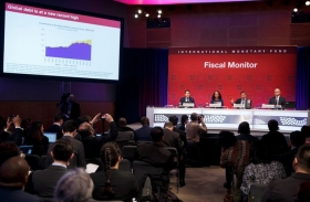МВФ: финансовые риски в