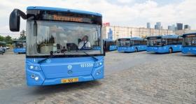 Собянин: электробусы