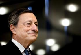 Драги: ЕЦБ не будет