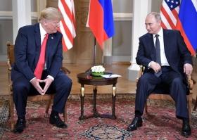 Саммит Россия – США:
