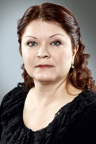 Наталия Петрова вступила