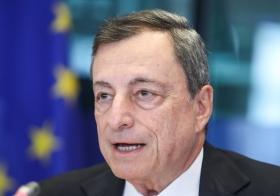 Глава ЕЦБ не видит