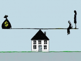 Долги домохозяйств США