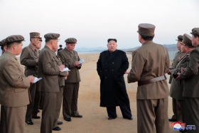 Северная Корея провела