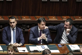 Италия обсуждает