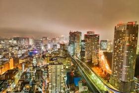 Падение ВВП Японии в III