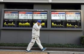 Японский фондовый индекс
