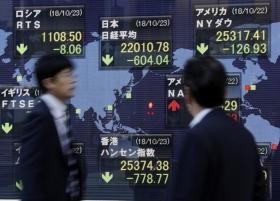 Японский Nikkei показал