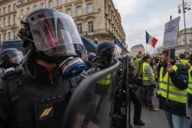 Полицию Франции