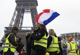 Франция выразила протест