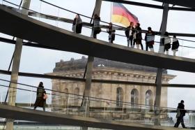 В Германии по итогам