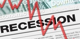 Рецессия накроет