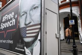 Основатель Wikileaks