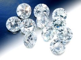 Добыча алмазов в России