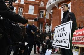 В Лондоне арестовали