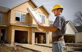 Число новых домов в США