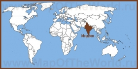 Индия полностью