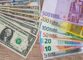 Спрос россиян на валюту