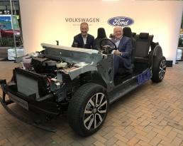 Volkswagen и Ford