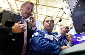 Рынок акций США испытал