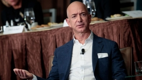 Акции Amazon испытывают