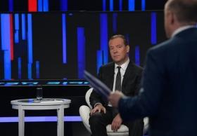 Медведев подписал