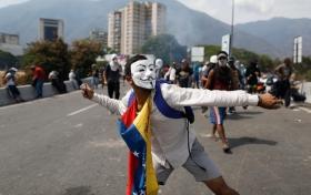 Соседи Венесуэлы